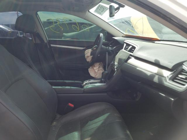 пригнать из сша 2016 Honda Civic Exl 1.5L 2HGFC1F78GH657373