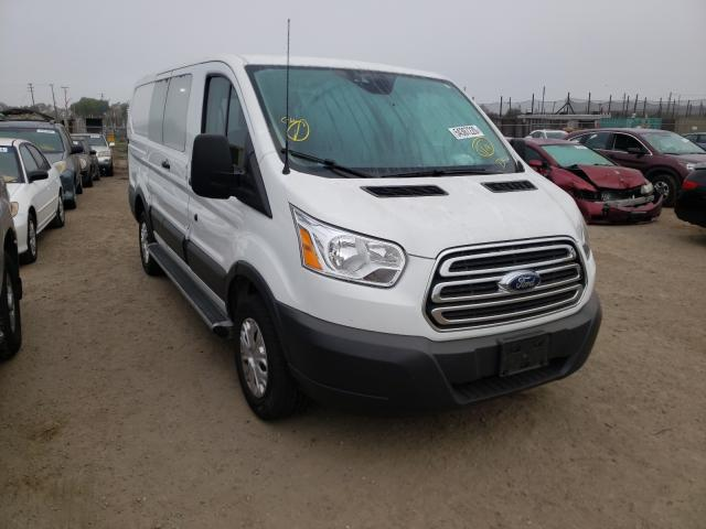 Salvage cars for sale from Copart San Martin, CA: 2018 Ford Transit