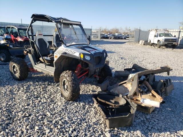 Salvage cars for sale from Copart Appleton, WI: 2011 Polaris Ranger RZR