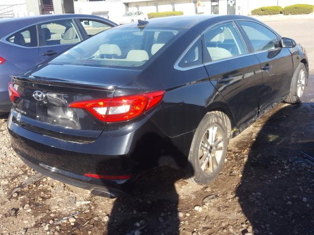 цена в сша 2015 Hyundai Sonata Se 2.4L 5NPE24AFXFH000559