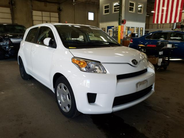 Salvage cars for sale from Copart Blaine, MN: 2014 Scion XD