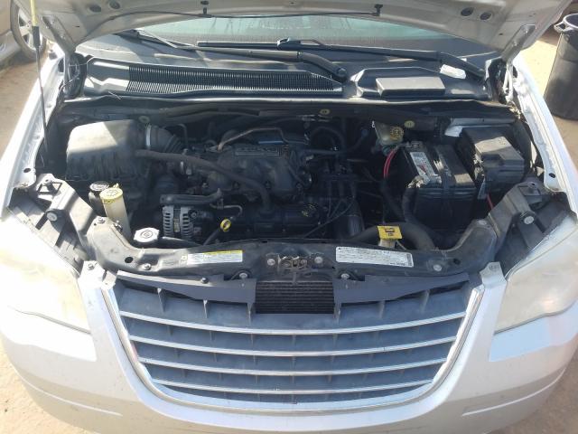 2A4RR5D14AR278740 2010 Chrysler Town & Cou 3.8L