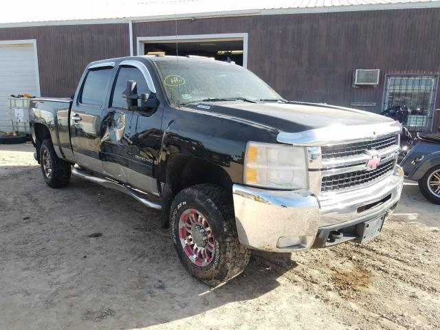 Salvage cars for sale from Copart Billings, MT: 2008 Chevrolet Silverado