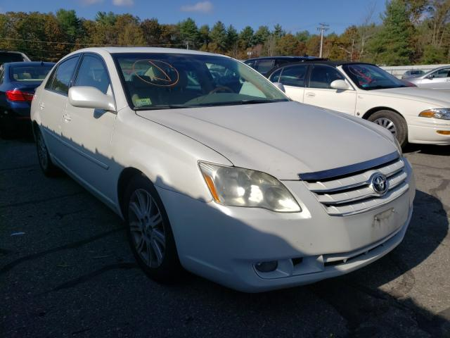 Salvage cars for sale from Copart Exeter, RI: 2006 Toyota Avalon XL