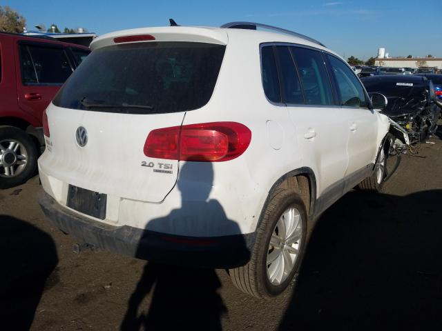 цена в сша 2012 Volkswagen Tiguan S 2.0L WVGBV7AX3CW578802