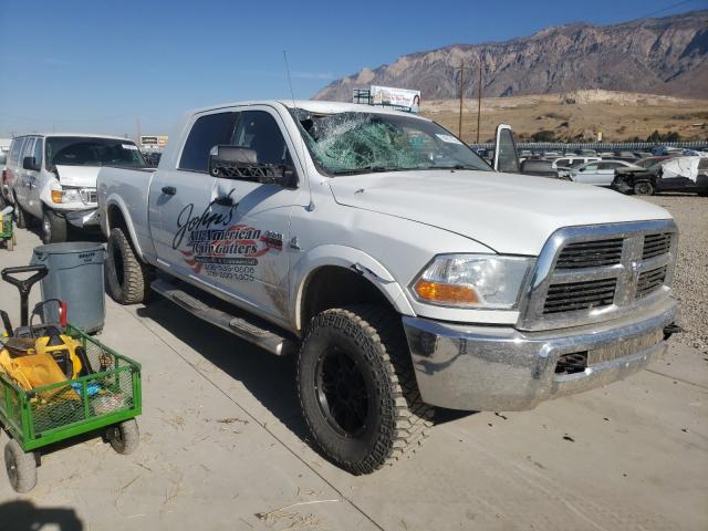 Salvage cars for sale from Copart Farr West, UT: 2012 Dodge RAM 3500 S