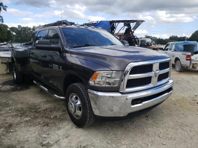 Salvage cars for sale from Copart Ocala, FL: 2016 Dodge RAM 3500 ST