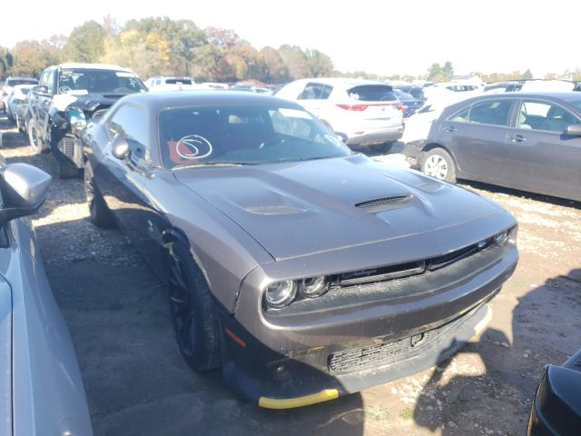 Salvage cars for sale from Copart Glassboro, NJ: 2019 Dodge Challenger