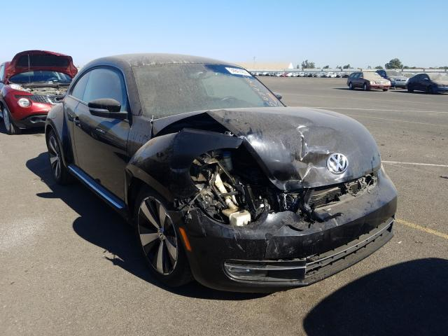 2013 VOLKSWAGEN BEETLE TUR 3VWVA7AT0DM615300