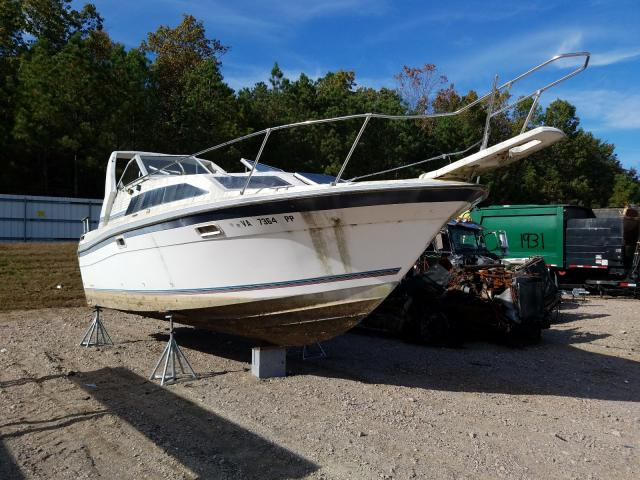 Bayliner salvage cars for sale: 1986 Bayliner Boat Only