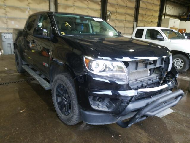 2017 Chevrolet Colorado Z en venta en Graham, WA