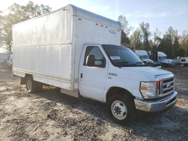 Salvage cars for sale from Copart Spartanburg, SC: 2013 Ford Econoline