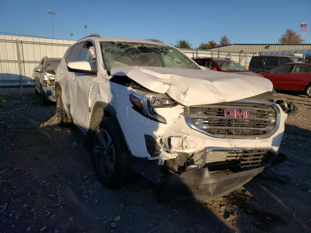 Salvage cars for sale from Copart Finksburg, MD: 2020 GMC Terrain SL