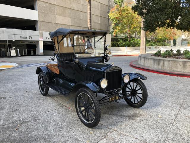 Salvage cars for sale from Copart Sun Valley, CA: 1917 Ford Model T