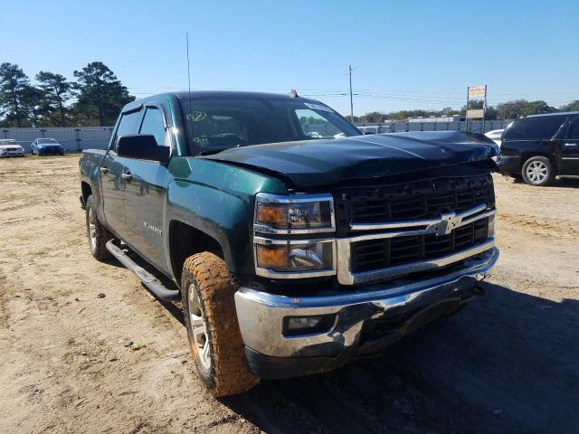 Salvage cars for sale from Copart Newton, AL: 2014 Chevrolet Silverado