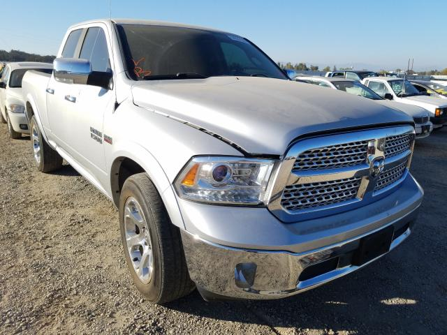 Salvage cars for sale from Copart Anderson, CA: 2017 Dodge 1500 Laram