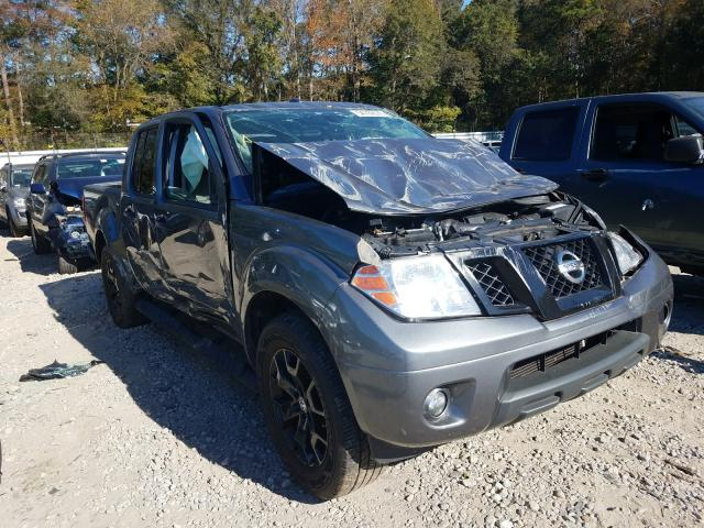 Nissan Frontier S salvage cars for sale: 2018 Nissan Frontier S