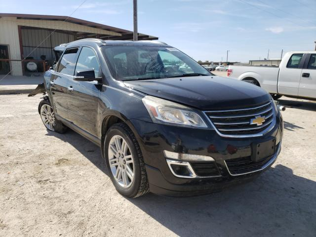 Salvage cars for sale from Copart Temple, TX: 2014 Chevrolet Traverse L