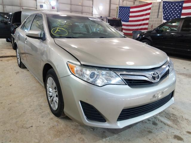 Salvage cars for sale from Copart Columbia, MO: 2014 Toyota Camry L