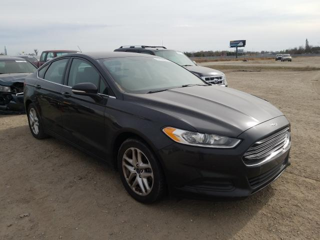 Salvage cars for sale from Copart Cicero, IN: 2014 Ford Fusion SE