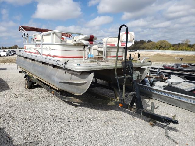 Suntracker salvage cars for sale: 2010 Suntracker Boat