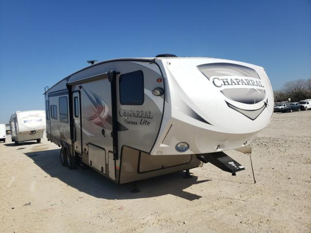 Coachmen Chaparral salvage cars for sale: 2018 Coachmen Chaparral