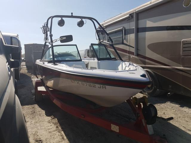 Correct Craft Boat salvage cars for sale: 2002 Correct Craft Boat