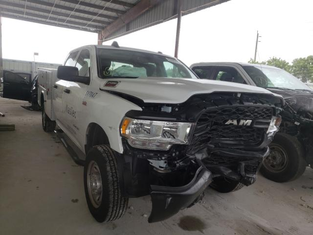 Salvage cars for sale from Copart Homestead, FL: 2019 Dodge RAM 2500 Trade