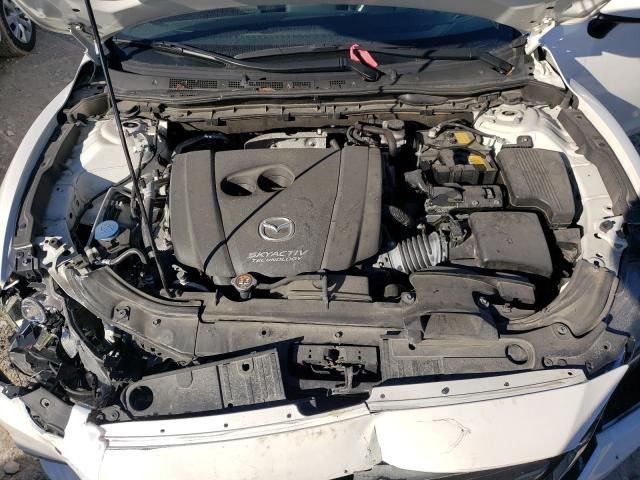 2016 Mazda 6   Vin: JM1GJ1W5XG1434743