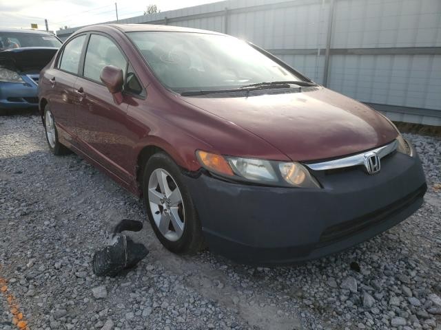 Salvage cars for sale from Copart Prairie Grove, AR: 2006 Honda Civic EX