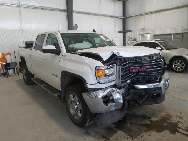 Salvage cars for sale from Copart Greenwood, NE: 2016 GMC Sierra K25