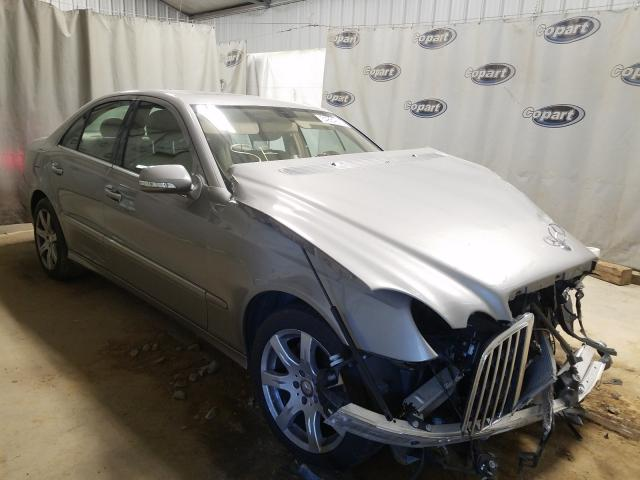 Salvage cars for sale from Copart Tifton, GA: 2008 Mercedes-Benz E 350