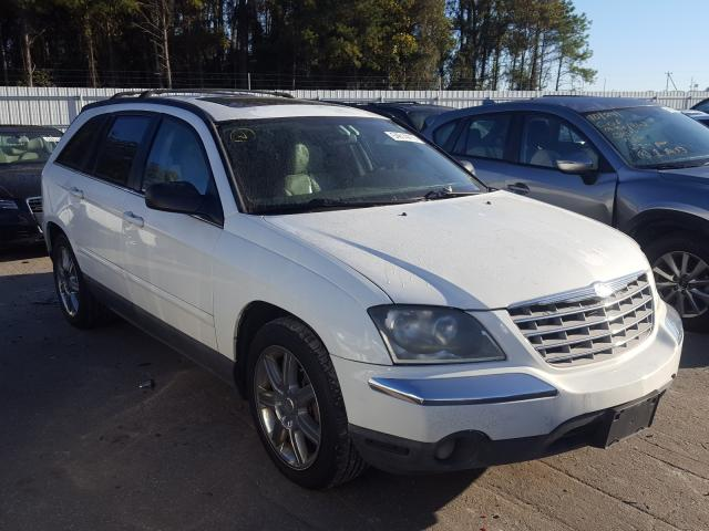 Salvage cars for sale from Copart Dunn, NC: 2005 Chrysler Pacifica