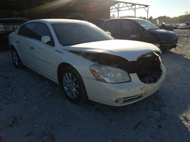 Salvage cars for sale from Copart Cartersville, GA: 2010 Buick Lucerne CX