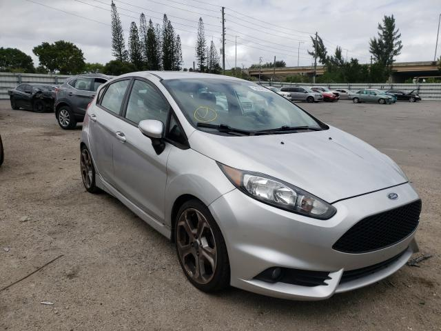 Ford Fiesta ST salvage cars for sale: 2014 Ford Fiesta ST