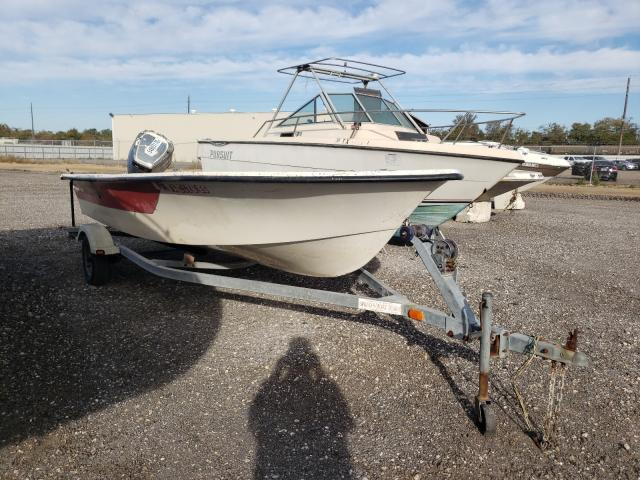 Salvage cars for sale from Copart Houston, TX: 1990 Bayh Boat