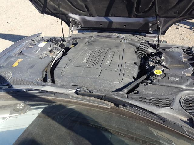 2010 Jaguar XK   Vin: SAJWA4GB3ALB36973