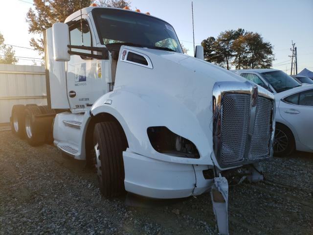 Salvage cars for sale from Copart Mebane, NC: 2021 Kenworth Construction