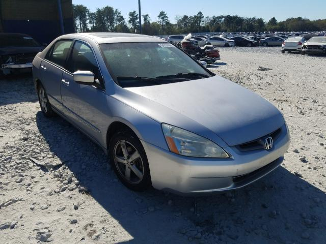 Salvage cars for sale from Copart Cartersville, GA: 2004 Honda Accord EX