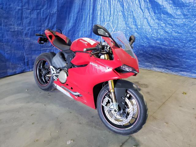 Salvage cars for sale from Copart Finksburg, MD: 2014 Ducati Superbike