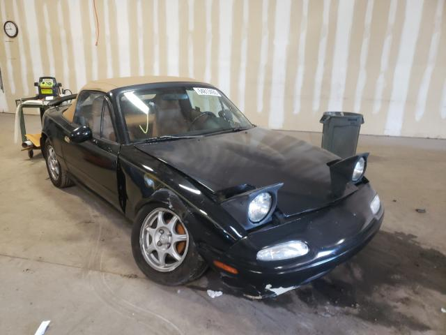 Salvage cars for sale from Copart Chalfont, PA: 1992 Mazda MX-5 Miata