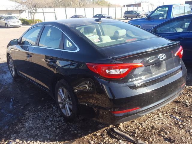 купить 2015 Hyundai Sonata Se 2.4L 5NPE24AFXFH000559