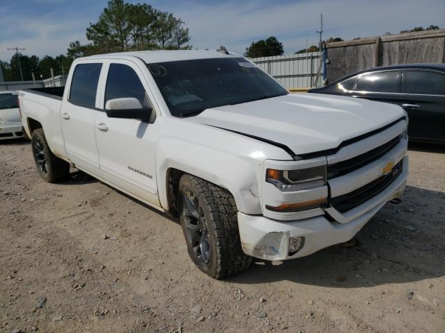 Salvage cars for sale from Copart Florence, MS: 2016 Chevrolet Silverado