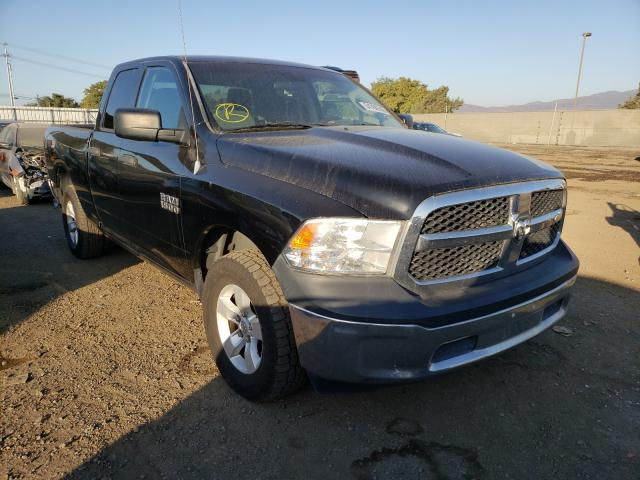 Salvage cars for sale from Copart San Diego, CA: 2013 Dodge RAM 1500 ST