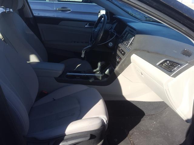 пригнать из сша 2015 Hyundai Sonata Se 2.4L 5NPE24AFXFH000559