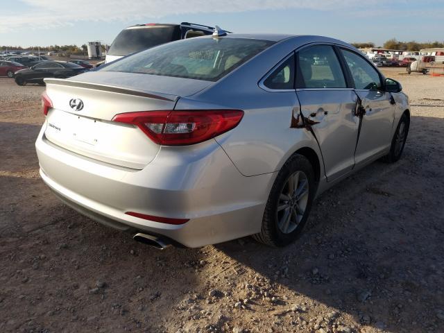 цена в сша 2015 Hyundai Sonata Se 2.4L 5NPE24AF0FH048362