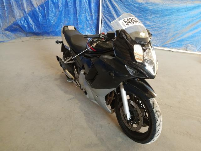 Salvage cars for sale from Copart Apopka, FL: 2008 Suzuki GSX650 F