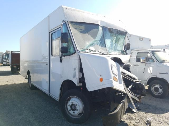 Salvage cars for sale from Copart Sacramento, CA: 2020 Freightliner Chassis M