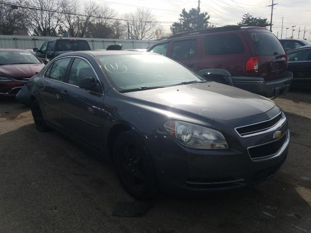 Salvage cars for sale from Copart Moraine, OH: 2009 Chevrolet Malibu LS