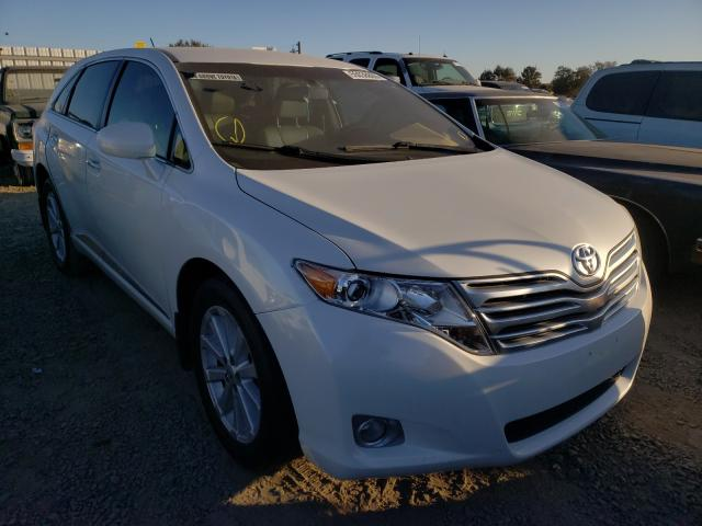 Toyota Venza LE salvage cars for sale: 2012 Toyota Venza LE